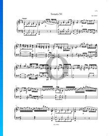 Sonata en mi menor, P. XII: 45: 1. Adagio