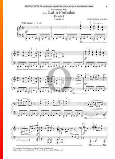 Latin Preludes 1: Prelude 1 (Slow Samba)