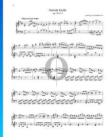 Sonata facile, Op. 49 No. 2: 1. Allegro ma non troppo