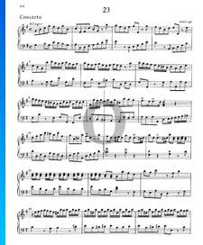 Concerto en Sol Majeur, HWV 487: 1. Allegro