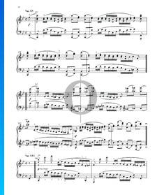 Variaciones y Fuga sobre un tema de Händel, Op. 24: Variación XVI
