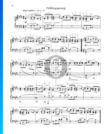 Canción de primavera, Op. 68 n.º 15