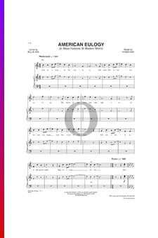 American Eulogy (Mass Hysteria Modern World)