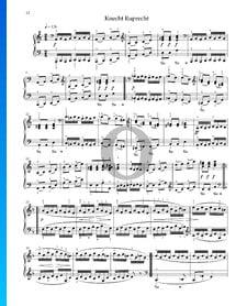 El sirviente Ruprecht, Op. 68 n.º 12