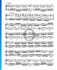 Concierto en fa mayor, BWV 978: 3. Allegro