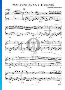 Nocturne b-Moll, Op. 9 Nr. 1