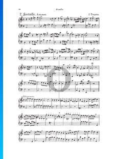 Fantasia, Douzaine II No.7: Lentement, TWV 33:19