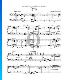Sonate en La Majeur, Op. 2 No. 2: 1. Allegro vivace
