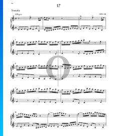 Sonata C Major, HWV 578: 1. Allegro