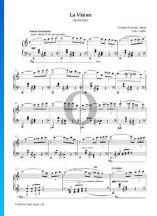 La Visión, Op. 63 n.º 1