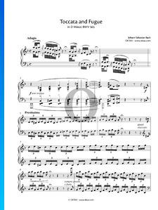 Toccata und Fuge d-Moll, BWV 565
