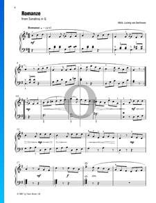 Sonatina n.º 1 en sol mayor - II. Romance