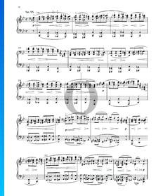 Variationen und Fuge über ein Thema von Händel, Op. 24: Variation XX