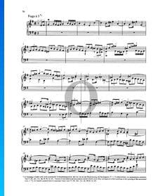 Fugue E Minor, BWV 879