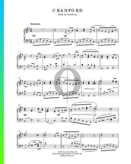 Cranford Musik-Noten