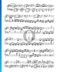 Sonata para piano n.º 18 en re mayor, KV 576: 3. Allegretto