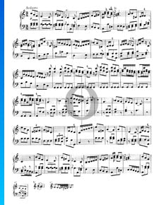 Sonata No. 5, Wq 48: 2. Andante