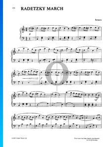 Radetzky March (Army March II, 145), Op. 228