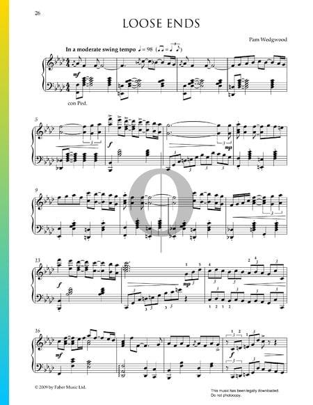 Loose Ends Musik-Noten