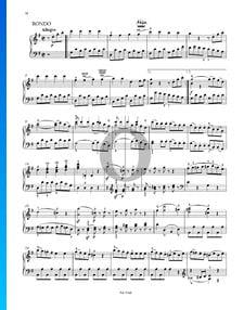 Eine kleine Nachtmusik, KV 525: 4. Rondo
