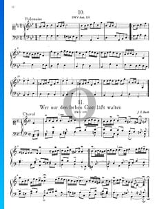 Polonaise en Sol mineur, BWV Anh. 119