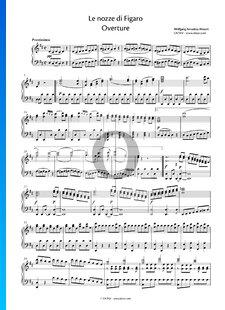 Le nozze di Figaro, KV 492: Ouvertüre