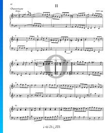 Suite en re menor, HWV 448: 1. Obertura