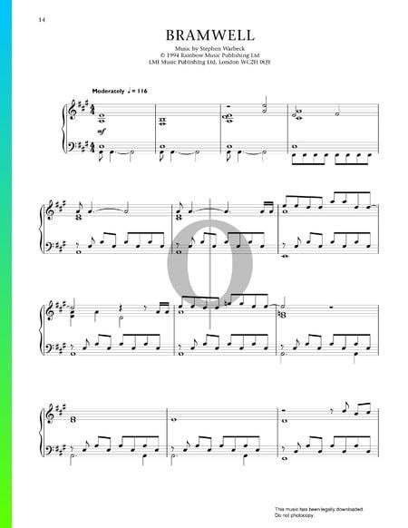 Bramwell Sheet Music