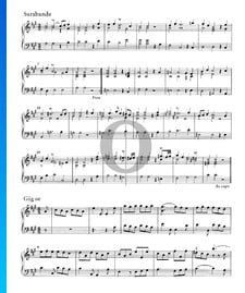 Suite A Major, HWV 454: 4. Gigue