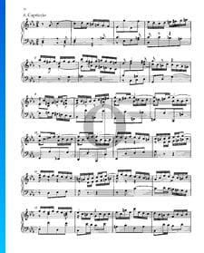 Partita 2, BWV 826: 6. Capriccio