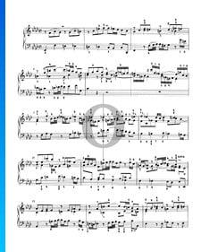 Sinfonia 9, BWV 795
