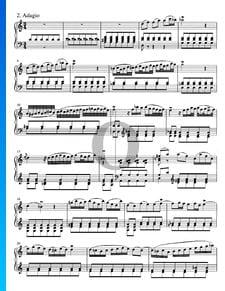 Concierto en re menor, BWV 974: 2. Adagio