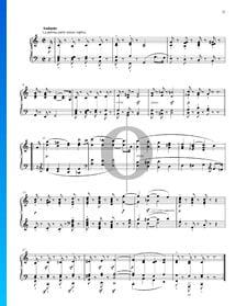 Sonata en sol mayor, Op. 14 n.º 2: 2. Andante