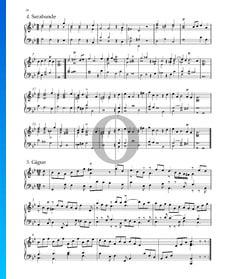 Suite No. 7 en Sol mineur, HWV 432: 5. Gigue