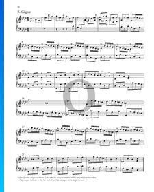 Suite n.º 8 en fa menor, HWV 433: 5. Giga