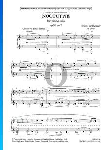 Nocturne, Op. 90 No. 2