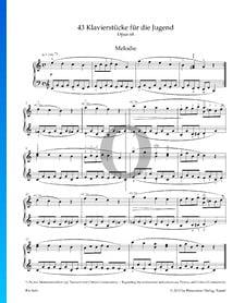 Melodía, Op. 68 n.º 1