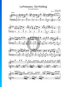 La Primavera – Spring, Op. 8, RV 269