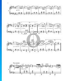 Valse, Op. 39 No. 3