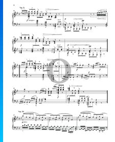 Variationen und Fuge über ein Thema von Händel, Op. 24: Variation XI