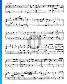 Concerto in g-Moll, BWV 983: 2. Adagio