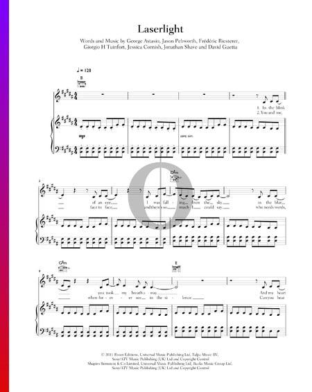 Laserlight Sheet Music