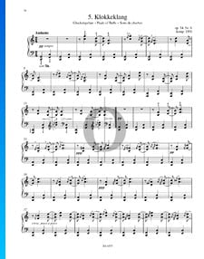 Klokkeklang, Op. 54. No. 6