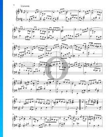 Partita en Mi mineur, BWV 1002: 3. Corrente