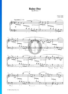 In the Country, Op. 26: n.º 6 Rainy Day