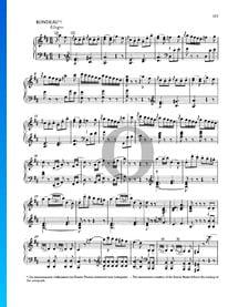 Klaviersonate Nr. 8 D-Dur, KV 311 (284c): 3. Allegro