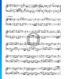 Concerto in G Minor, BWV 983: 3. Allegro