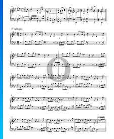 Concerto in g-Moll, BWV 983: 3. Allegro