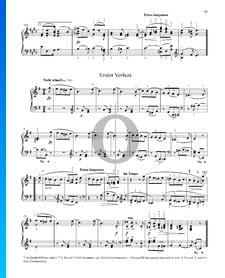 Erster Verlust, Op. 68 Nr. 16