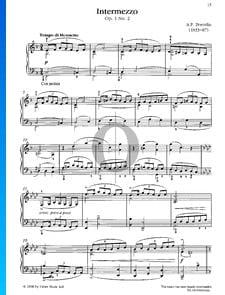 Intermezzo, Op. 1 n.º 2
